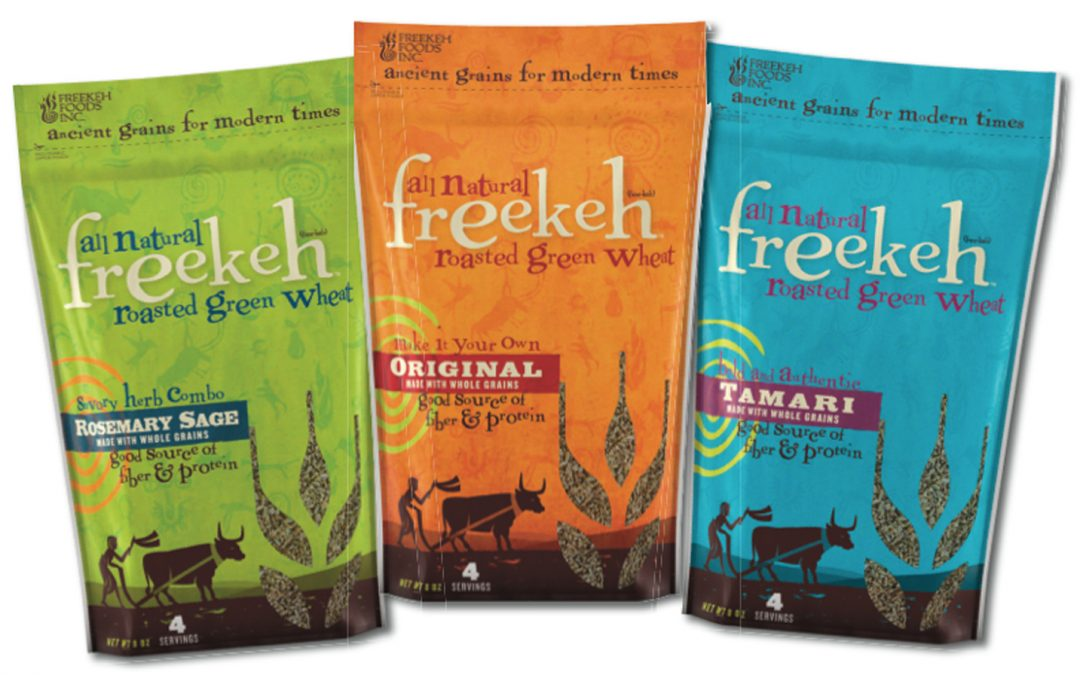 *SPONSORED POST*  FREEKEH FOODS