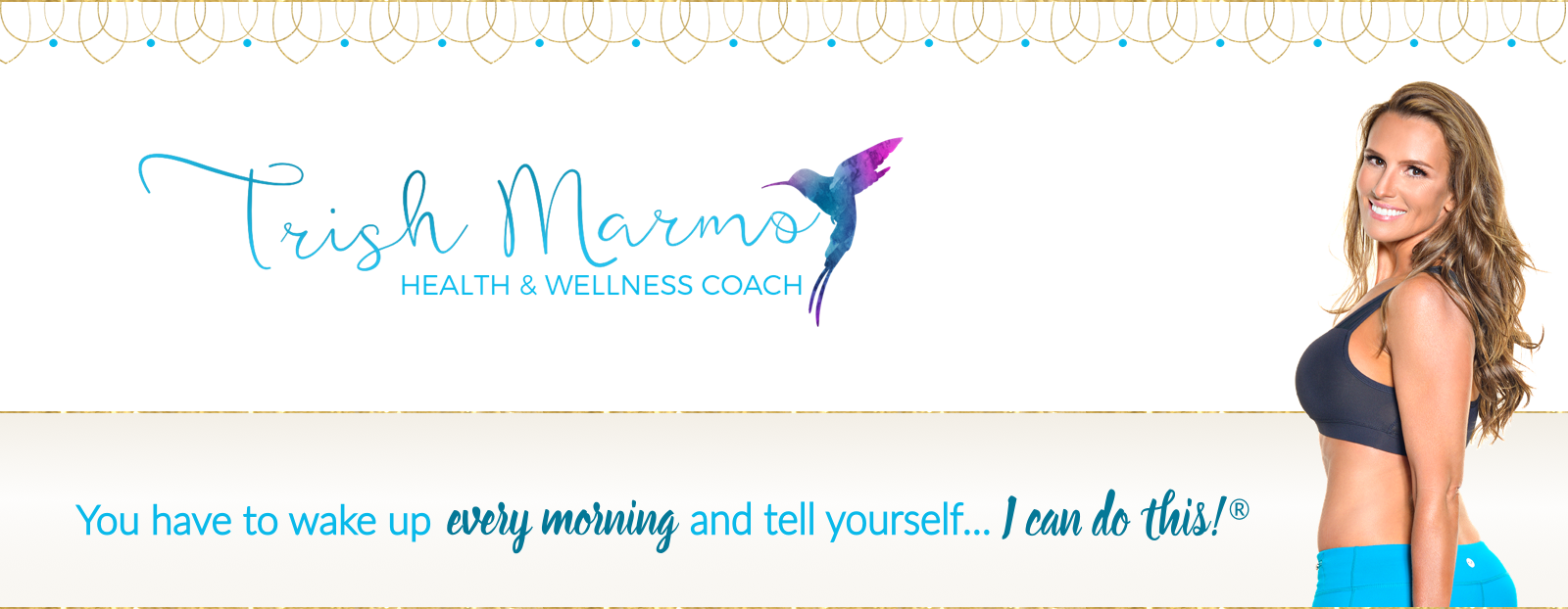 Trish Marma, Health & Wellness Coach