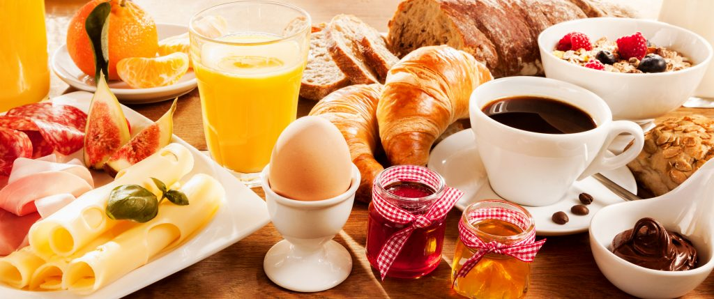 Traditional European Breakfast: No food is off-limits when it comes to trying new things for breakfast!