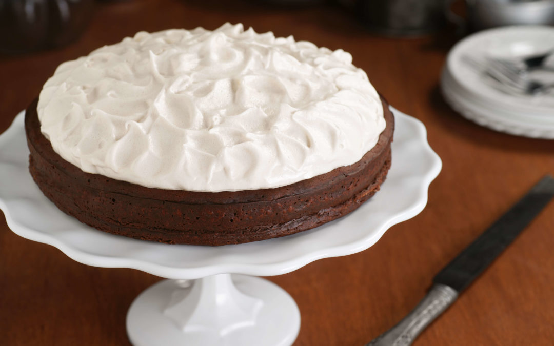Chocolate Flourless Torte