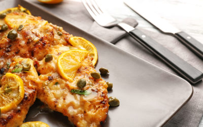 Easy-to-make Chicken Piccata